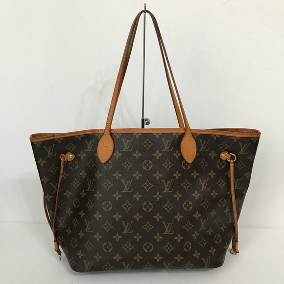 47fd28ea8f Louis Vuitton Handbags - Authentic Louis Vuitton Monogram Neverfull MM